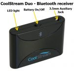 CoolStream Duo bluetooth receiver Victory Motorcycle Cross Country, Magnum