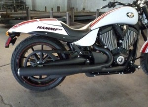 Victory Hammer Jackpot Big Daddy Exhaust Muffler Pipes Victory Motorcycle Exhaust