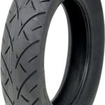 ASPECT RATIO 80 CONSTRUCTION Bias LOAD/SPEED INDEX 77H MADE IN THE U.S.A. No POSITION Rear REINFORCED Yes RIM DIAMETER 16 SECTION WIDTH 150 SIDEWALL STYLE Blackwall SIZE 150/80B16 STYLE Cruiser,Touring TREAD PATTERN ME888 Marathon Ultra TUBE TYPE Tubeless TYPE Tire