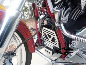 SHOW CHROME STARTER COVER FITS 2003 TO PRESENT VICTORY MOTORCYCLE VEGAS, VICTORY MOTORCYCLE KINGPIN, VICTORY MOTORCYCLE V92C, VICTORY MOTORCYCLE JACKPOT, VICTORY MOTORCYCLE HAMMER, VICTORY MOTORCYCLE HIGHBALL, VICTORY MOTORCYCLE JUDGE, VICTORY MOTORCYCLE GUNNER, VICTORY MOTORCYCLE BOARDWALK, VICTORY MOTORCYCLE GUNNER, 2003, 2004, 2005, 2005, 2007, 2008, 2009, 2010, 1012, 2013, 2014, 2015