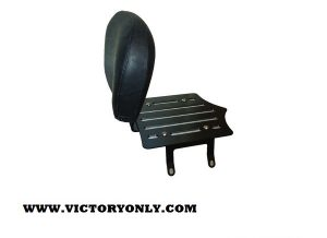Victory Vegas / Highball / Kingpin / Gunner Solo Seat Luggage Rack