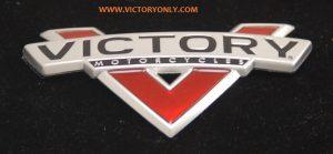 7180168 7180169 victory motorcycle tank badge