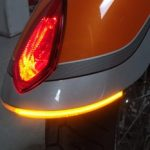 Victory Rear Turn Signal Assembly Red or Amber LED's Hammer Jackpot Kingpin