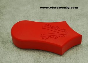 Easy clutch arm cover red victory motorcycle by victory only
