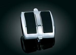 Chrome Brake Pedal Pad Cover