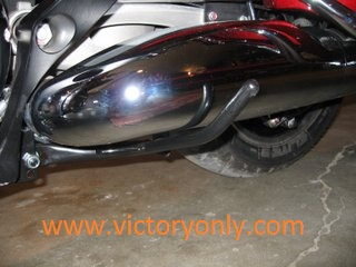 Factory Center Stand sold by Victory Motorcycles
