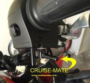 CRUISE-MATE THROTTLE CRUISE CONTROL
