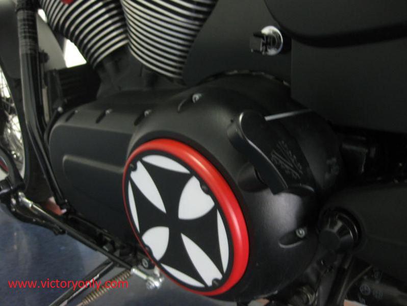 Engine Cover Iron Cross