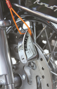 disc lock chrome Victory Indian 8
