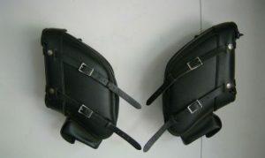 Easy Hanger Saddle Bag Garage Mount