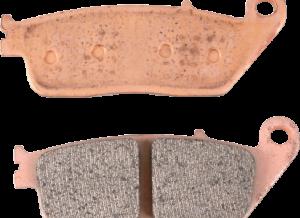 fa-196 victory motorcycle brake pad set front
