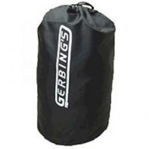 Note: The Gerbings stuff sack for jacket liner, vest liner, or pants liner (large) has been discontinued and is no longer able to be ordered. Organize all your Gerbing heated gear with this handy stuff sack. black with Gerbing logo