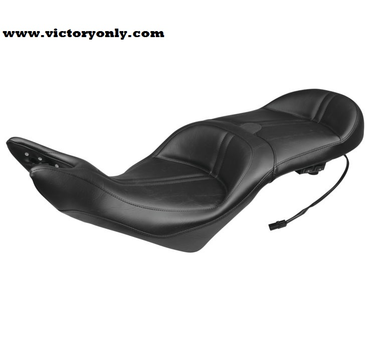 Heated Vision Mustang One-Piece Touring Seat