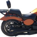 Victory Judge Luggage Rack / Backrest