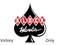 klock werks logo parts and accessories sold by Victory Only