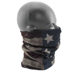 Fleece-Lined Motley Tube is a versatile all-in-one headgear constructed of polyester and lined with soft microfleece. With a moisture-wicking polyester layer on one side and insulating soft microfleece on the other, the Fleece Lined Motley Tube is perfect to wear as a balaclava, face mask, neck warmer, scarf, beanie and ear warmer to keep warm in the coldest of climates. Lightweight and machine washable, one size fits most adults.