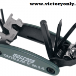 multi folding tool hex wrenches set tool roll