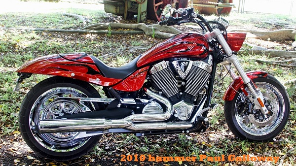 2010 victory Hammer Motorccyle