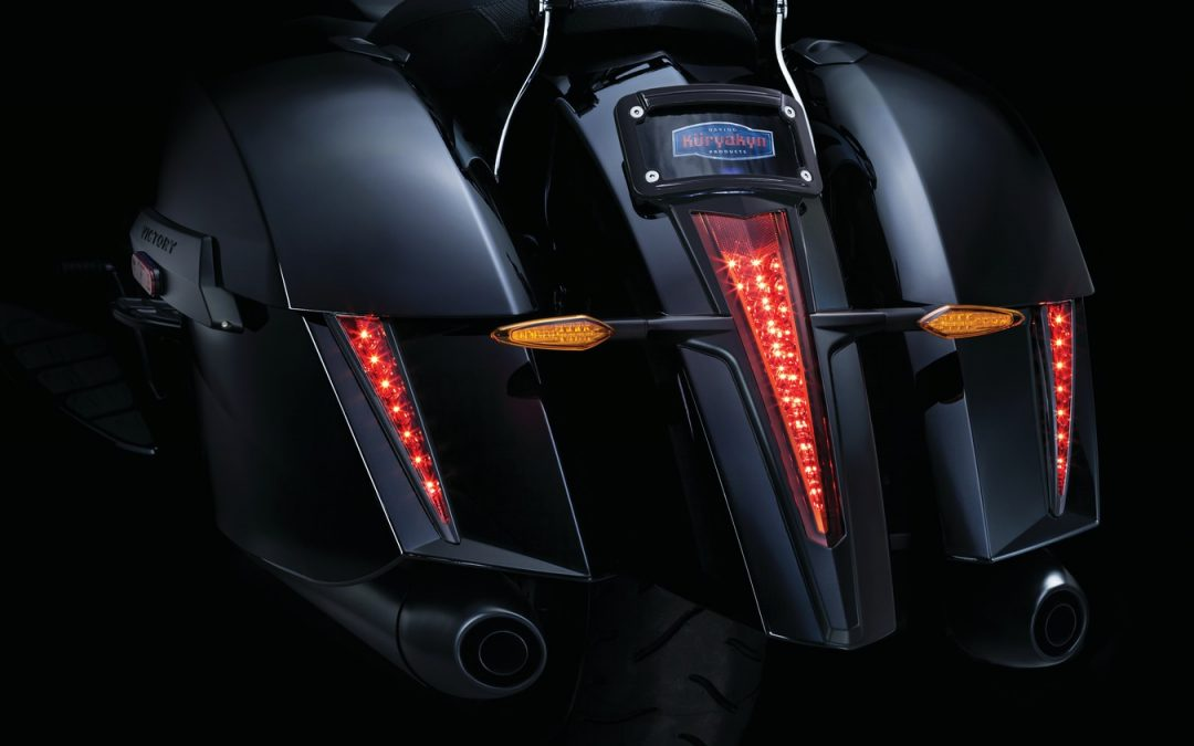 Black Accent Lights Sabertooth Cross Country Finally!