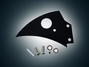 Key relocation mount XC XR small or large black