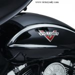 install instruction Victory Cross Country Chrome Tank lines