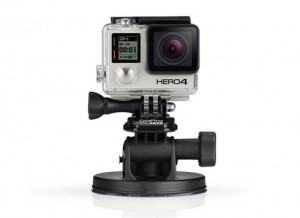 Suction Cup Mount GOPRO CAMERA