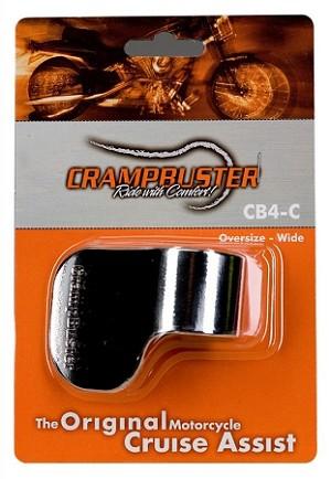 Crampbuster throttle assist