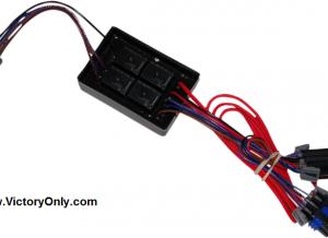 NTIC-VIC-01 ISOLATOR/MODULE TRLR VIC [2050-0261]