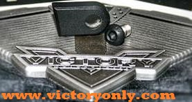 Unpainted Void in Victory Engine crankcase, Here is the solution