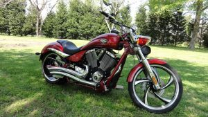 Victory Hacker Ripper Performance exhaust Victory Motorcycle Exhausts Pipes Victory Parts Accessories