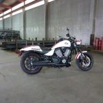 Victory motorcycle hammer jackpot exhaust bad boy victory motorcycle parts and accessories