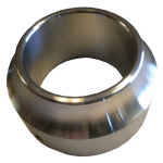 Exhaust End Cap Black or Chrome