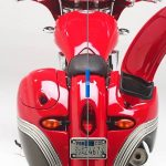 Fleetliner Saddlebags for 2004 - 2012 Victory Kingpin